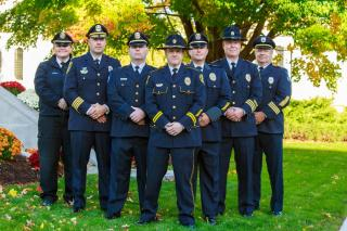 2018 Board of Officers